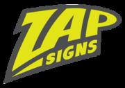 Zap Signs Logo